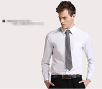 Wholesale Goddess Shirt - Wholesale-The latest hot sale groom shirt summer wedding formally the goddess of the groom show thin high quality men's shirts