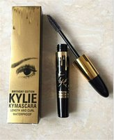 Wholesale Kylie Jenner Birthday Edition Kylie Mascara Black Waterproof KYLINER KYMASCARA Good Quality D977