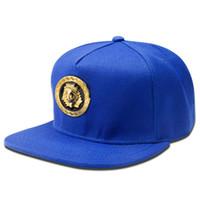 chapeaux de logo sportif achat en gros de-2017 Marque Mode Snapback Rouge Baseball Medusa Casquettes Marque Chapeaux Logo Sport Hip Hop Rap DJ Hommes Femmes Cadeau Expédition Rapide