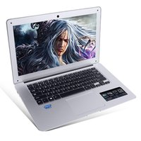 Wholesale Bluetooth Gps Laptop - A7 Plus Intel Core Z8350 CPU 14inch 4GB RAM+64GB SSD 1LED Windows 10 Fast Run Ultrathin Laptop Notebook Computer