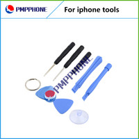 Wholesale Fast shipping with in Screwdriver Sucker Pry Repair Opening Tool Kit Set For Apple iPhone S s c