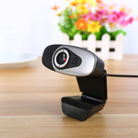 Neue USB 2.0 Webcam Web Kamera Digital Video Webkamera HD 12 Megapixel mit Schallabsorption Mikrofon für Computer PC Laptop Schwarz