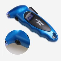 Wholesale Digital Lcd Tire Air Pressure - 2016 SD-2802 LCD Digital Tire Tyre Air Pressure Gauge Tester Tool 2-100PSI For Auto Car Motorcycle