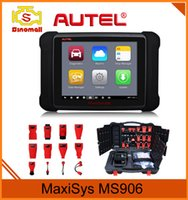 Autent Autel MaxiSys MS906 Automotive Diagnostic System Aggiornamento dell'attrezzo di scansione dell'automobile MS 906 in linea