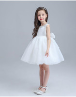 Wholesale Wholesale First Communion - EMS DHL Free Glitz Pageant Dresses For Wedding 2016 First Communion Dresses Pageant Ball Gowns for Flower Girls vestidos de comunion 80-140