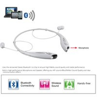 Wholesale Radio Ear Phones - TF-790 Stereo Bluetooth Headset Sweat-proof Wireless Bluetooth 3.0 + EDR Earphone FM Radio TF Card Sport Headphones Mic DHL