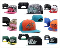 Wholesale Camouflage Baseball Hats - Top Sale New style Mesh Camouflage Baseball Cap Women Hip Hop Fashion gorras Van cap Bone Snapback Hats for Men Casquette touca dad Hat
