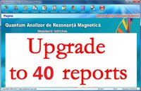Wholesale Reporting Software - Save money! 40 comparative reports Quantum Magnetic Resonance Analyzer software & lock in Spanish English for existing machine - free ship