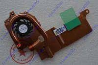 Wholesale Mini 2133 - cooler for HP MINI 2133 2140 CPU cooling heatsink with fan 6043B0044601