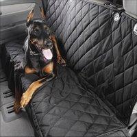 Wholesale Yaris Cover Seat - Universal Pet Vehicle Seat Cover Nonslip Folding Rear Back Cushion Trunk Mat toyotaCorolla avensis c-hr rav4 auris yaris Camry Prius