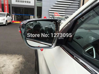 Wholesale Side Door Mirror Covers - ABS Chrome Door Side Wing Mirror Cover Rearview Mirror Protector Cover for 2015 2016 Nissan Qashqai J11 Auto Styling Accessory