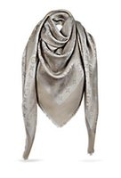 Wholesale Thread Scarves - Top Qualtiy Brand designer Winter Cashmere Wool Scarf for Women luxury warm thicker scarf With Gold thread Wrap Shawl 140x140cm 12 Colors