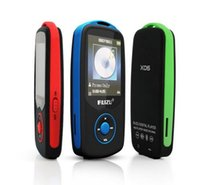 Wholesale blue recorder green resale online - New Original X06 Bluetooth Sport MP3 Player with Inch Screen can player Hours high quality lossless Recorder FM