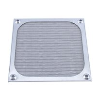 Wholesale 120mm Aluminum Dustproof Cover Dust Filter for PC Cooling Chassis Fan Grill Guard