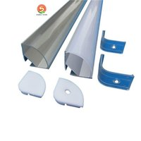Wholesale Profile Extrusions - V-Shape 2000mmx30mmx30mm Newest high end quality led aluminum extrusion- led profile for 20mm Width led strip suspended light profile