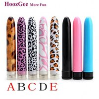 Wholesale Egg Adult Toys - HoozGee Super Bullet Flirt 7-inch Multispeed G-Spot Vibrator Clit Vibe Vibrating Clitoris Massager Adult Products Sex Toys