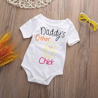 Wholesale Short Overalls For Baby Girls - Wholesale- 2016 Milk Baby Boys Girls Clothes Casual Romper Gifts Idea coveralls for newborns creepers baby rompers newborn clothes Overalls
