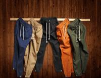 Wholesale Dance Joggers Pant - Wholesale-2015 autumn Men's Harem Pants Fashionable Personality Casual Hip Hop Dance Male Trousers joggers sweatpants big size 5XL