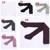 Wholesale Hosiery Pants - Baby Hosiery Pantyhose Pants Stockings Baby Girl Socks Hose Tights Warm Tights Stockings Pantyhose Pants Socks KKA2409