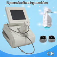 Wholesale Personal Ultrasound - Beauty & Personal Care High Intensity focused ultrasound (HIFU) slimming machine beauty salon sales with 2 heads