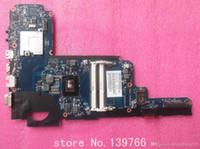 laptop hp pavilhão venda por atacado-642732-001 placa para HP Pavilion DM4 série DM4-2000 laptop motherboard com intel chipset DDR3 cpu I3-2330M hm65