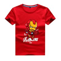 Wholesale Linkin Park T Shirts - 2017 Fashion High Quality Printing T-shirts Linkin Park T Shirt 100% Cotton O-Neck T-Shirt Avengers Iron men Movie heroes American captain
