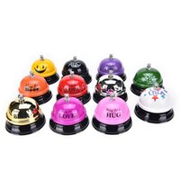 Wholesale Counter Service Bell - Desk Kitchen Hotel Counter Reception Restaurant Bar Ringer Call Bell Service For Wedding Gifts Mariage Birthday Party Decoration