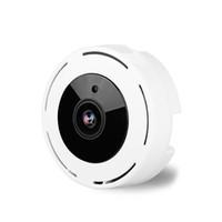 Wholesale Wireless Voice Monitor - 360 - degree panoramic camera wide-angle hd home wireless wifi monitor remote 960P two-way voice intercom night-vision fisheye VR