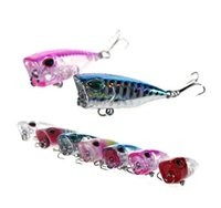Wholesale Top Saltwater Lures - 1PCS 3cm 4g Poppers Fishing lure top water pesca fish lures wobbler isca artificial hard bait Topwater swimbait