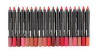 Wholesale soft lip kisses for sale - Group buy Menow Kiss Proof Lipstick Waterproof Soft Lip Crayon Makeup Lip Matte Finish Long Lasting Lipstick Pen colors Christmas gift