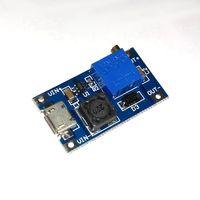 Wholesale 24v 12 Regulator - 1PCS DC-DC 2A Booster Board Step-up Module Input 2 24V to 5 9 12 28V Replace XL6009