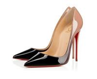 chaussures à talons hauts achat en gros de-Pointe orteil noire Extrême Talons hauts Stiletto Femmes Pompes Robes de soirée de mariage Chaussures noires Talons tressés
