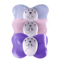 Wholesale Mini Massager Butterfly - Butterfly Massager 100% New Mini Electronic Body Muscle Butterfly Massager Slimming Vibration Fitness high quality free shipping