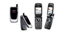 Wholesale Gsm Mini Mobile - Original Nokia 6060 GSM Mobile Phones 1.8Inch Screen Support FM Java Mini Filp Feature Phone