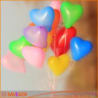 doğum günü kalp balonları toptan satış-1.8g / 1.5g Lateks kalp Balon Doğum Günü Partisi Baloons düğün Süslemeleri Hava Balonlar Aşk Kalp Şekli Balon sıcak satış ücretsiz kargo