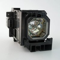 Wholesale Projector Bulb Housing - Free Shipping High Quality Brand New projector Lamp bulb With Housing NP06LP For NEC NP1150 NP1200 NP1250 NP2150 NP2200