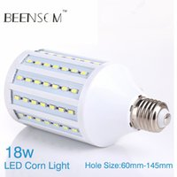 Beensom Dimmable 5730 LED Corn Light Bulb E27 110-220V 5W 10W 15W 18W 20W 25W 30W 35W Светодиодная лампа для дома