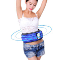 Wholesale magnetic weight loss - X5 Times Vibration Slimming Massage Rejection Fat Weight Loss Belt X5 Times Slimming Belt Fat Burning 0607019