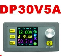Wholesale Digital Regulated Power Supply - DP30V5A Power Supply 0-30V 5A With Constant Current And Constant Voltage Regulated Power color LCD display voltmeter