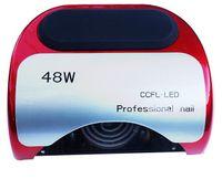 lâmpada de unhas ccfl 48w venda por atacado-Atacado-Lâmpada LED Secador de unhas longa vida 48W LED CCFL cura para UV Gel Nail polonês