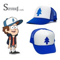 Wholesale Gravity Accessories - Wholesale-New Unisex Anime Star vs.the Forces of Evil Magic Princess Star Gravity Falls Cartoon Cosplay Hat Free Shipping