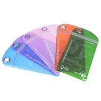sac de téléphone cellulaire achat en gros de-En gros 500 pcs / lot 10 * 20 cm Multi-Funciton Auto adhésif joint En Plastique Sac D'emballage Au Détail Emballage Boîte Pour iPhone 6 4.7