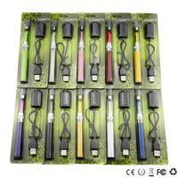 Wholesale Wholesale Ce5 Cartridge - ce5+ kits ego ce5 plus blister kits ce5 plus egot e cigarette kits ce5 cartridges egot full capacity battery usb charger blister kits