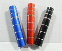 Wholesale Pepper Spray Gas - FREE-SHIP 5PCS TEAR GAS LIPSTICK PEPPER SPRAY-20ML