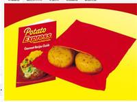 Wholesale Easy Rice - 1Pcs Potato Bag Microwave Baking Potatoes Cooking Bag Washable Bag Baked Potatoes Rice Pocket Easy To Cook Kitchen Gadgets