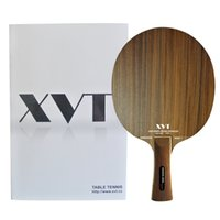 Wholesale Ship Wood Table - Original XVT Rosewood Table Tennis Blade   Table Tennis paddle Free Shipping