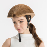 Wholesale Military Safety Helmets - Foldable environmenMountain bike safety helmet shared bicycle dedicated kraft paper paper cap riding equipment sports essential paper helmet