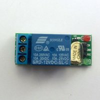 Wholesale Dc Delay - 1 Channel DC 12V High level Relay Module for Touch Sensor Delay Switch