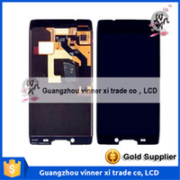 Wholesale Xt926 Lcd Screen - 100% Test For Motorola DROID RAZR HD XT926 XT925 LCD Touch Screen Display Digitizer With Frame Assembly+No Dead Pixles