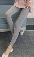 Wholesale Legging Galaxy Free Shipping - Pretty aby New Fashion Girl Women Green Leaf leggings Printed leggings pants galaxy legging women milk leggings digital free shipping 02